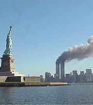 WTC Towers on 9/11